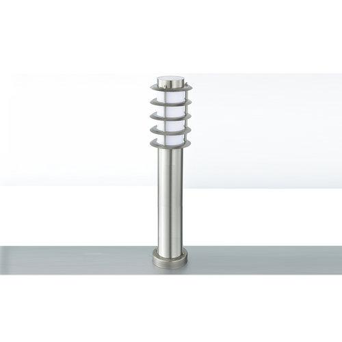 Lampe extérieur en acier inoxydable Silvio, 50 cm