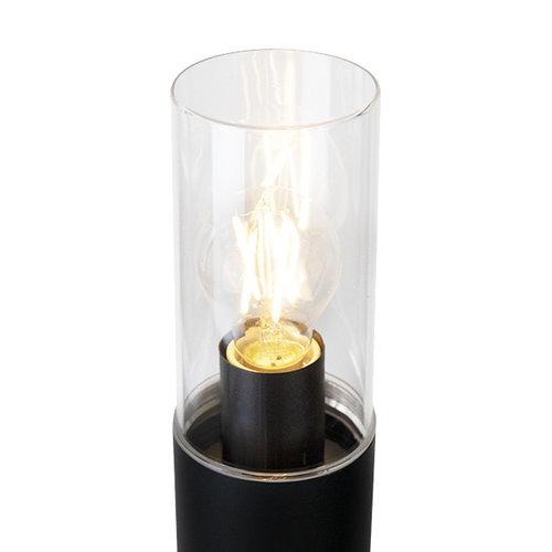 Lampe extéreur Stella noire, 80cm