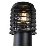 Lampe extérieur noir Elia, 50cm