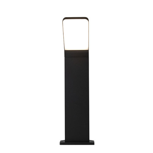 Lampe extérieur noire Francesco, 50cm