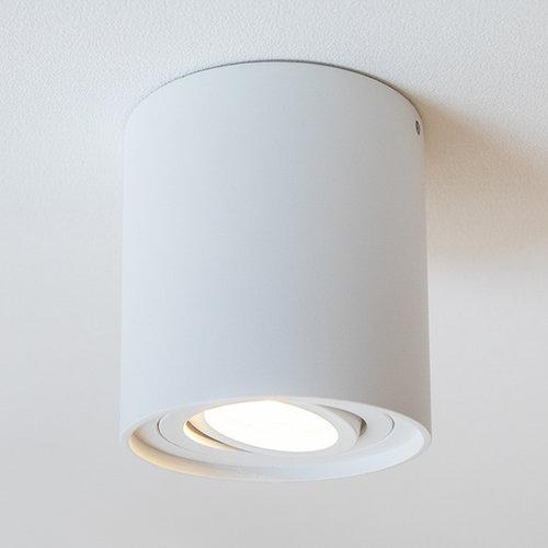 Spot de plafond Grace - blanc
