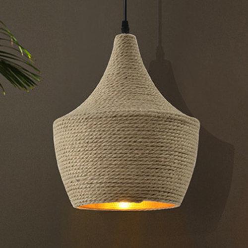 Lampe suspendue avec cordon - Laos