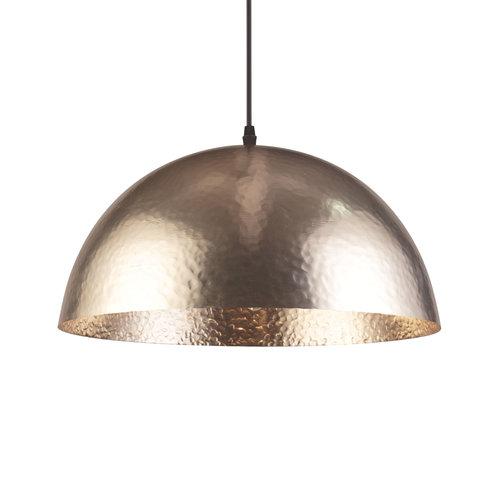 Lampe suspendue design or - Luna
