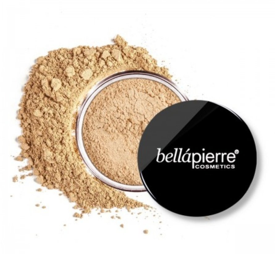 Minerale poeder foundation Cinnamon