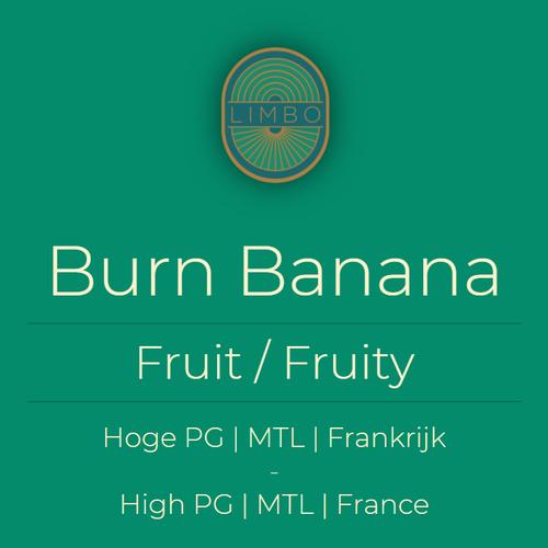 Liquideo Burn Banana