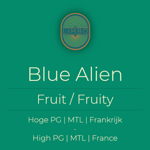 Liquideo Blue Alien