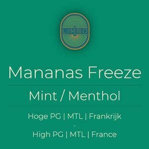 Liquideo Mananas Freeze