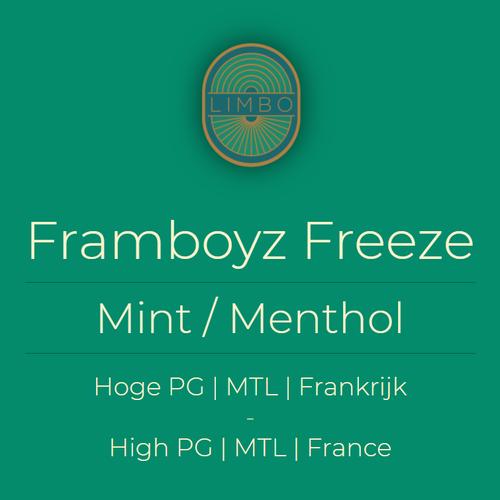 Liquideo Framboyz Freeze