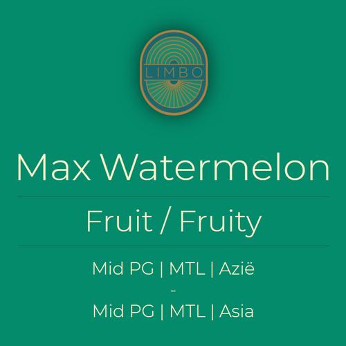 Aramax Max Watermelon