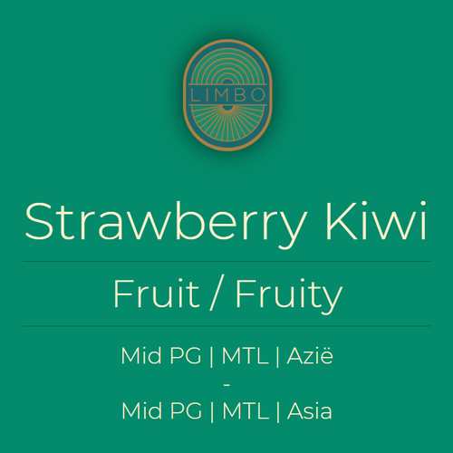 Aramax Strawberry Kiwi