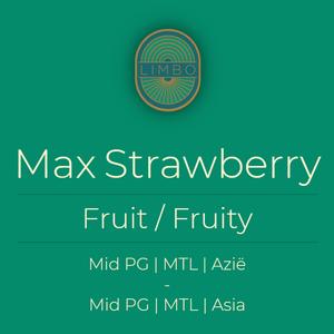 Aramax Max Strawberry