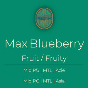 Aramax Max Blueberry