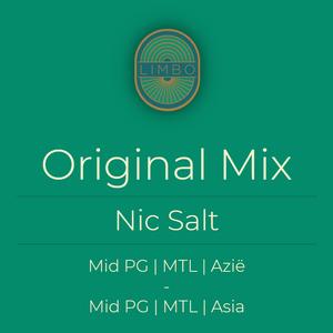 Migo Original Mix ( previously Almond Tobacco )