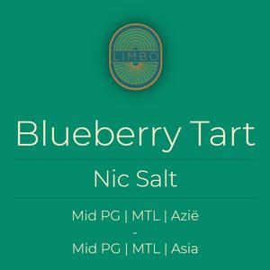 Migo Blueberry Tart