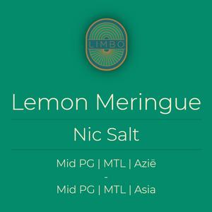 Migo Lemon Meringue