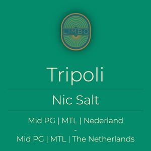 Charlie Noble Salts Tripoli
