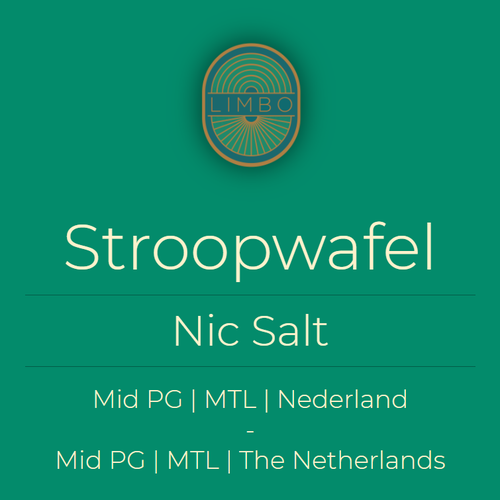 Charlie Noble Salts Stroopwafel