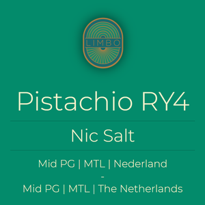 Charlie Noble Salts Pistachio
