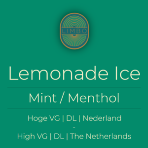 Charlie Noble Lemonade Ice