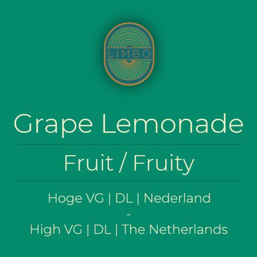 Charlie Noble Grape Lemonade