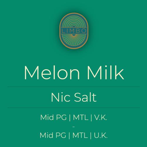 Aisu (Yoguruto) Melon Milk (Nic Salt)