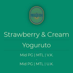 Aisu (Yoguruto) Strawberry & Cream