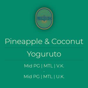 Aisu (Yoguruto) Pineapple & Coconut