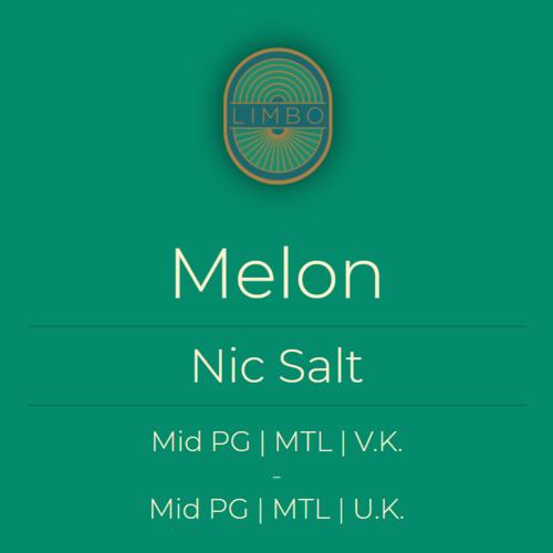 Aisu (Salt) Melon 50PG/50VG