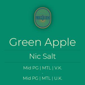 Aisu (Salt) Green Apple 50PG/50VG