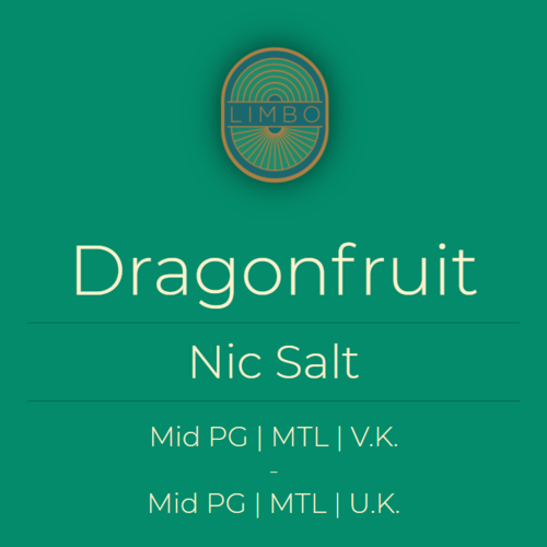 Aisu (Salt) Dragonfruit 50PG/50VG