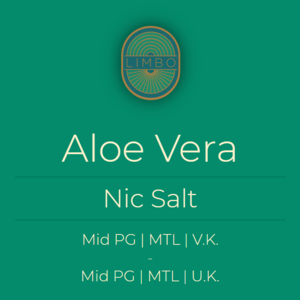 Aisu (Salt) Aloe Vera 50PG/50VG