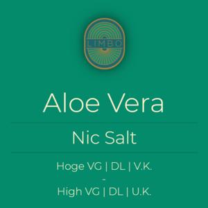 Aisu (Salt) Aloe Vera 30PG/70VG