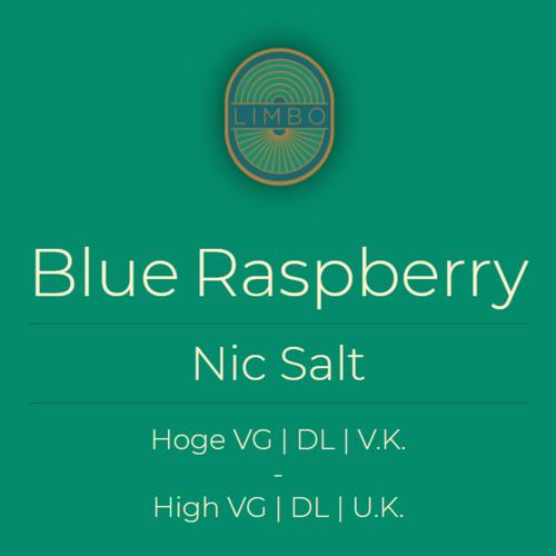 Aisu (Salt) Blue Raspberry 30PG/70VG