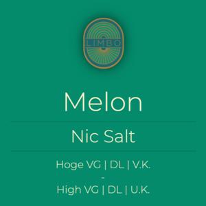 Aisu (Salt) Melon 30PG/70VG