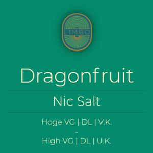 Aisu (Salt) Dragonfruit 30PG/70VG