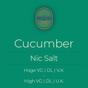 Aisu (Salt) Cucumber 30PG/70VG