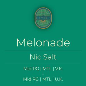 Zap Melonade (Nic Salt)