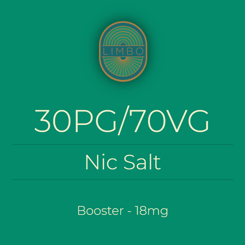 Zap 30PG/70VG Nic Salt Booster 18mg