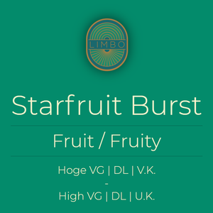 Zap Starfruit Burst