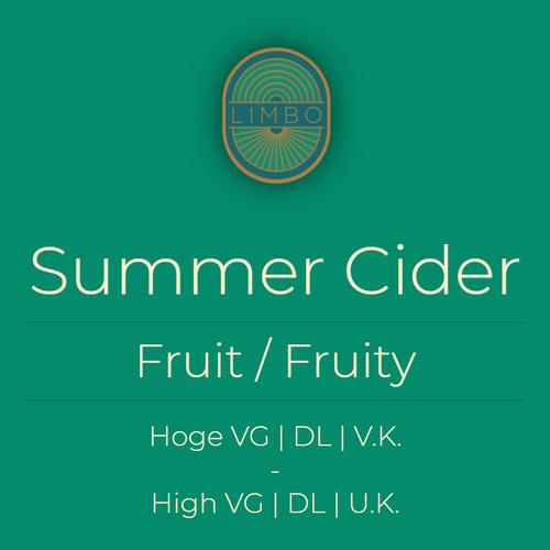 Zap Summer Cider