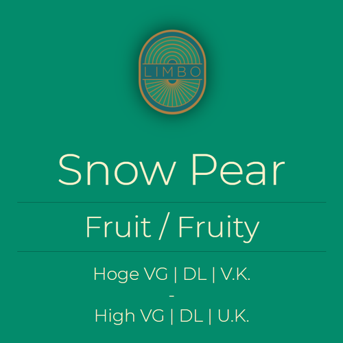 Zap Snow Pear