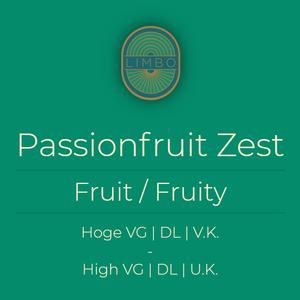 Zap Passionfruit Zest