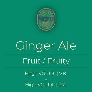 Zap Ginger Ale