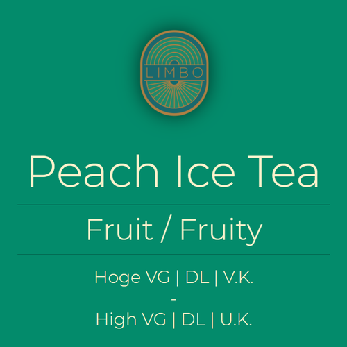 Zap Peach Ice Tea