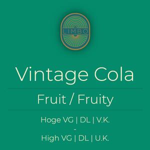 Zap Vintage Cola