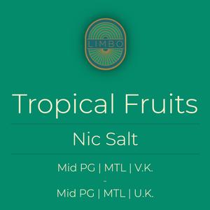 Dinner-Lady Tropical Fruits (NicSalt)