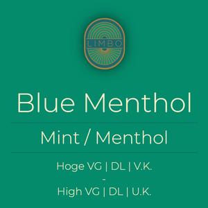 Dinner-Lady Blue Menthol