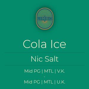 Dinner-Lady Cola Ice