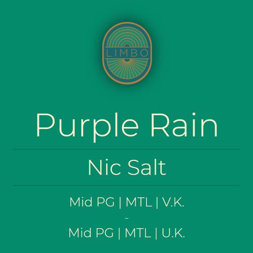 Dinner-Lady Purple Rain