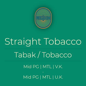 Dinner-Lady Smooth Tobacco ( previously Straight Tobacco )